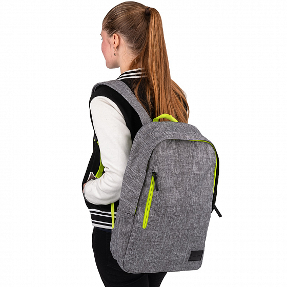 Рюкзак NIXON SMITH BACKPACK SE A/S от Nixon в интернет магазине www.b-shop.ru - 4 фото