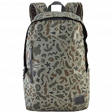 Рюкзак NIXON SMITH BACKPACK SE A/S от Nixon в интернет магазине www.b-shop.ru