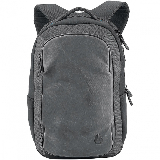 Рюкзак NIXON SHADOW WORLD TRAVELER BACKPACK A/S от Nixon в интернет магазине www.b-shop.ru -  фото