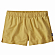 Шорты PATAGONIA W'S BARELY BAGGIES SHORTS Surfboard Yellow