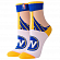 Носки STANCE NBA ARENA GOLDEN STATE ANKLET YELLOW