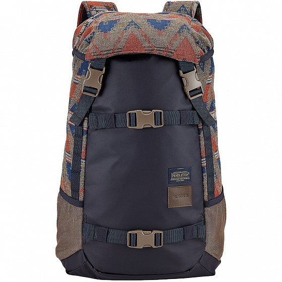 Рюкзак NIXON Landlock Backpack II A/S от Nixon в интернет магазине www.b-shop.ru -  фото
