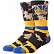 Носки STANCE NBA ARENA WARRIORS ACID WASH BLUE