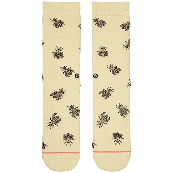 Носки STANCE FOUNDATION WOMEN BUZZCHILL CREW FW19 от Stance в интернет магазине www.b-shop.ru - 2 фото