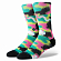 Носки STANCE LIFESTYLE DIMENSIONAL CAMO TEAL